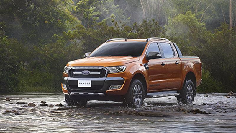 Ford could use Raptor name on Ranger in Australia