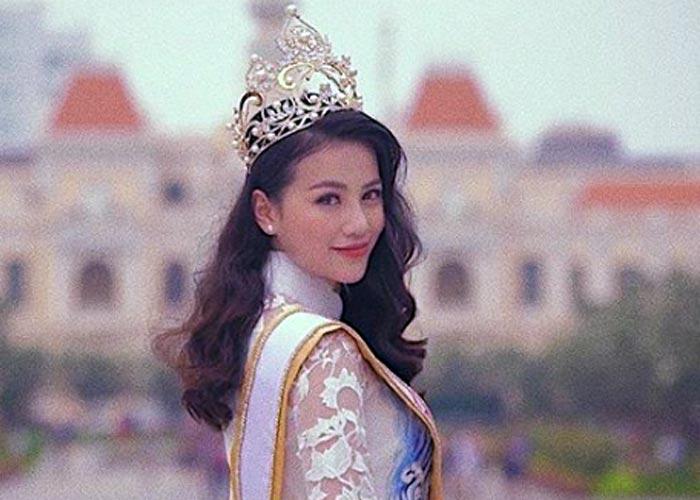 Фыонг Кхань Нгуен Мисс Земля 2018