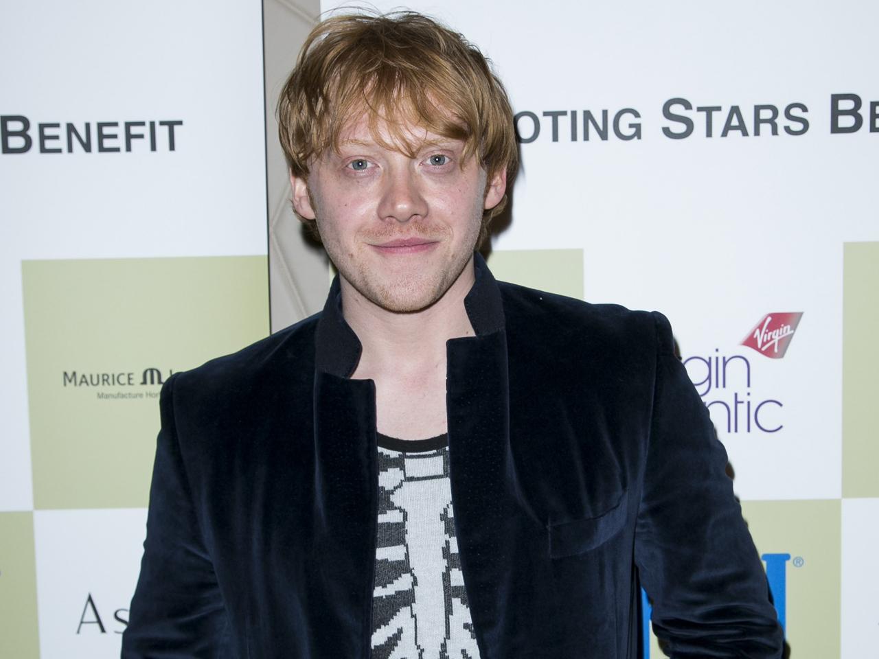 Rupert grint lives in london
