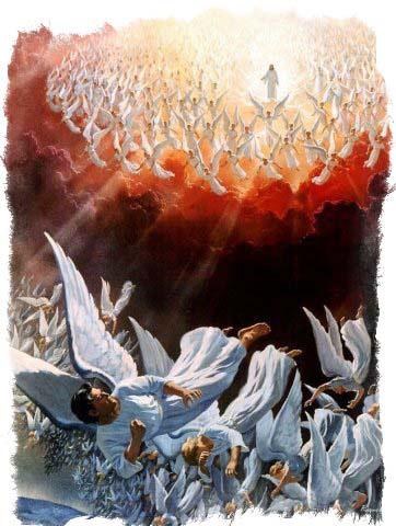 Люцифер это ангел