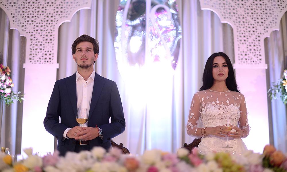 Свадьба Сарины и Торнике в Мцхете