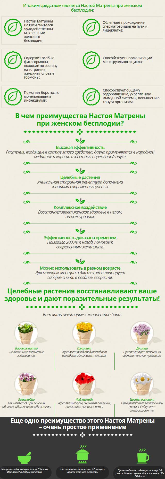 Настой матрены в украине