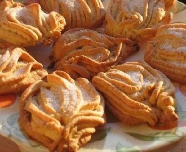 Хризантемы рецепт печенья