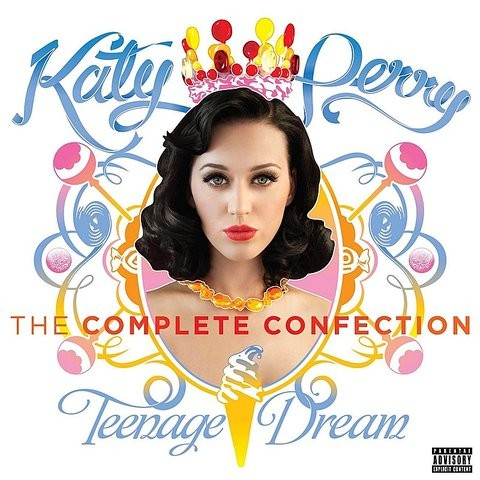 Katy perry teenage dream album free download
