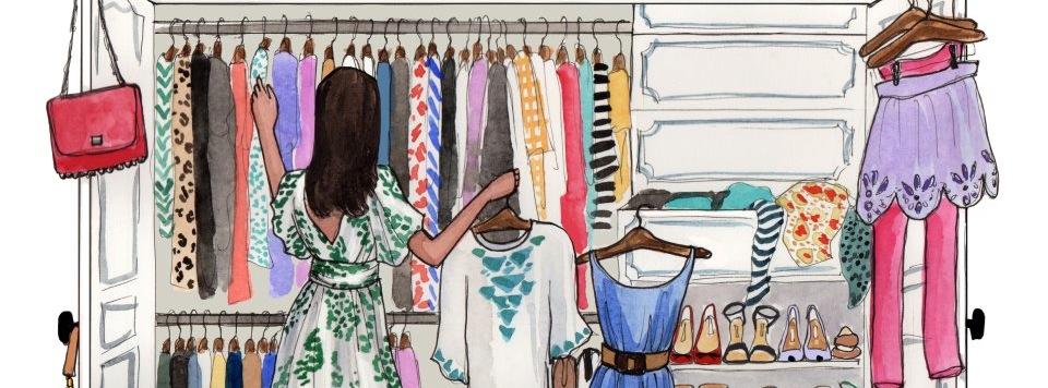 Как продавать одежду в интернете
