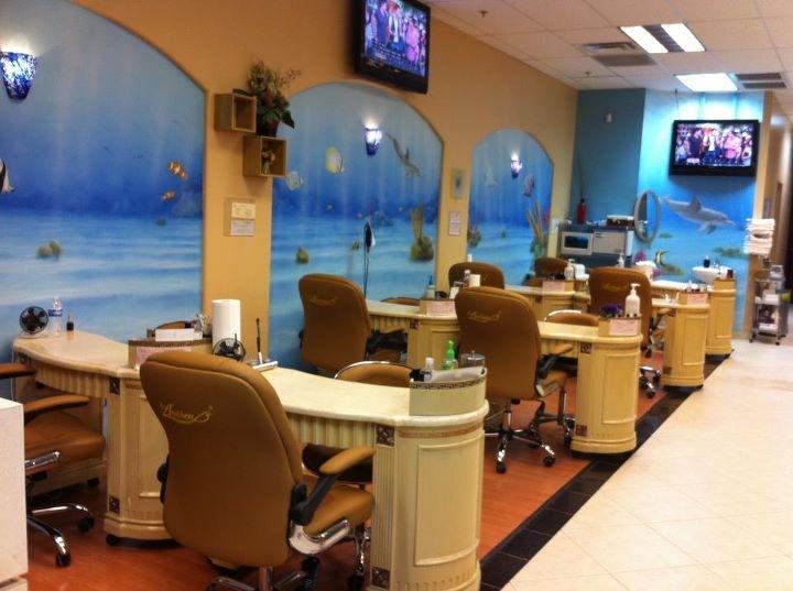 Mirage nails and spa