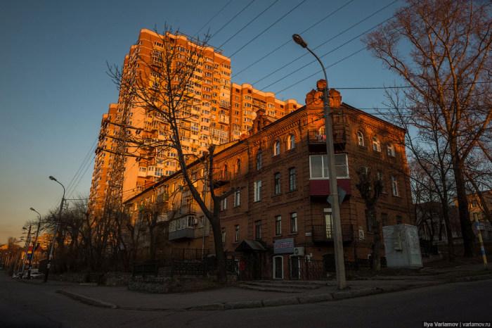 Хабаровск осенью фото