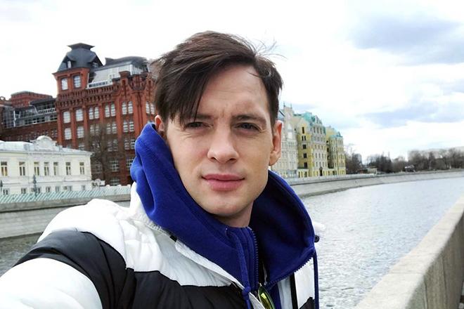 Александр Соколовский в 2017 году