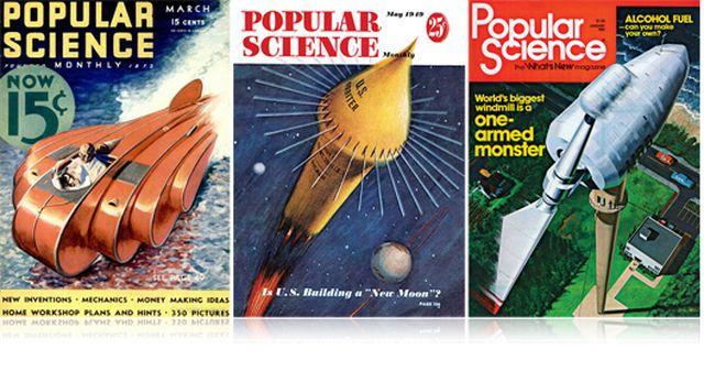 Современные научные популярные журналы