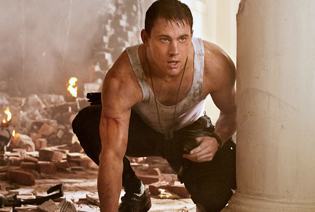 What is the new channing tatum movie called