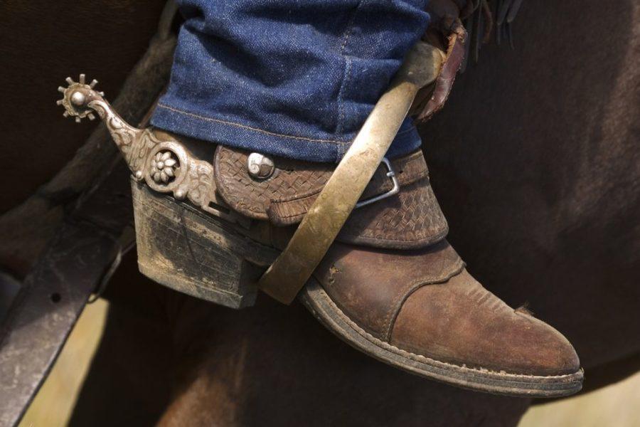 ковбойский способ