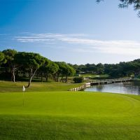 Campos de golf de Quinta do Lago