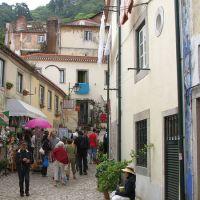 Casco histórico de Sintra, Cidade Velha