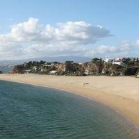Playa Grande de Ferragudo