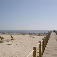 Playa de la Isla de Faro