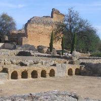 Visita a Estoi: ruinas romanas y palacio de Estoi