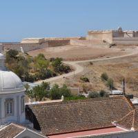 Castelo de Castro Marim y Forte de São Sebastião