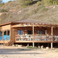 Playa de Cabanas Velhas