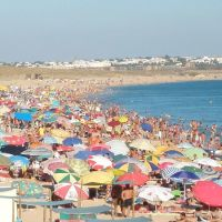 Playa de Armação de Pera