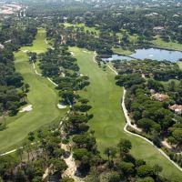 Campos de golf de Quinta do Lago