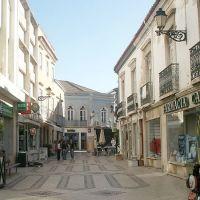 De compras por Faro
