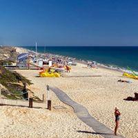Playa de Vale de Garrão