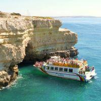 Cruceros Algarve seafaris