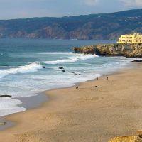 Playa de Cresmina o Guincho Pequeña