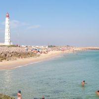 Playa de la Isla del Farol