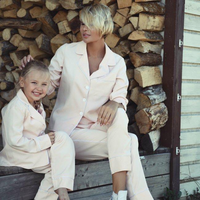 Элина камирен и дочка фото