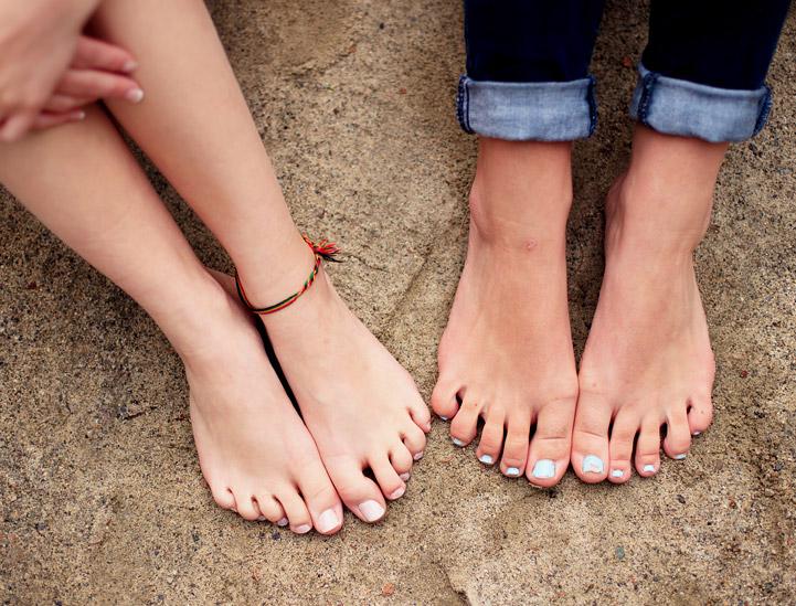 Cause of losing toenails