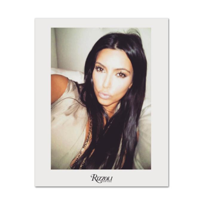 Selfish kim kardashian