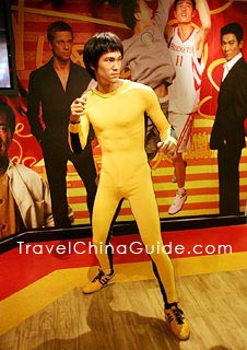 Chinese kung fu bruce lee