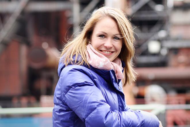 Биатлонистка Магдалена Нойнер