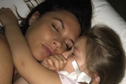 Виктория Бекхэм опубликовала умилительное фото с дочерью Харпер