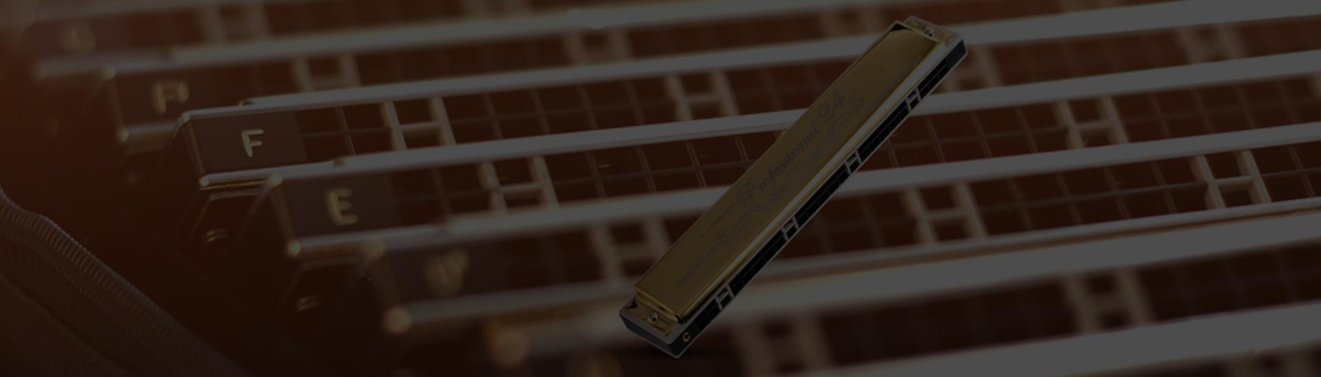 Kumbaya harmonica tab