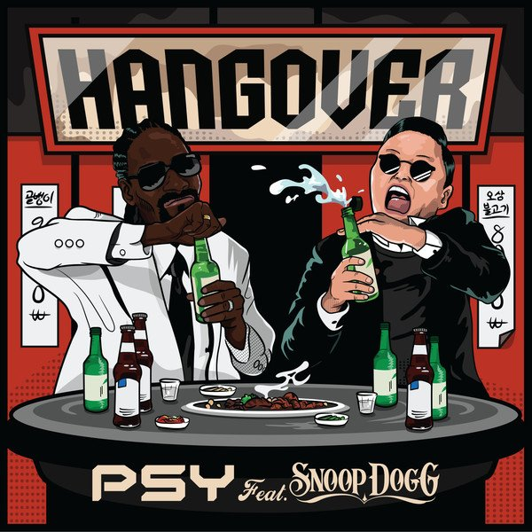 Hangover feat.snoop dogg