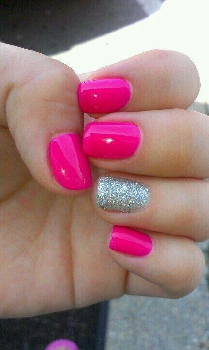 Pinks nails kingsbury