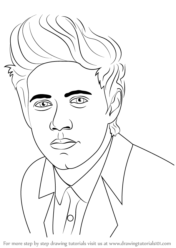 Drawing celebrities step by step