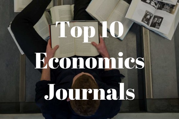 top 10 economics journals