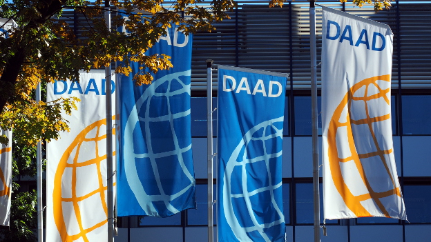 DAAD: German funding agency for international exchange of students and researchers