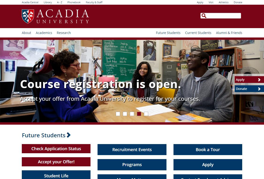 Université Acadia