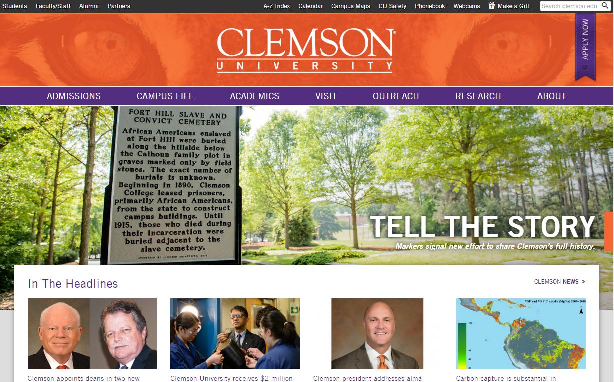 Université de Clemson