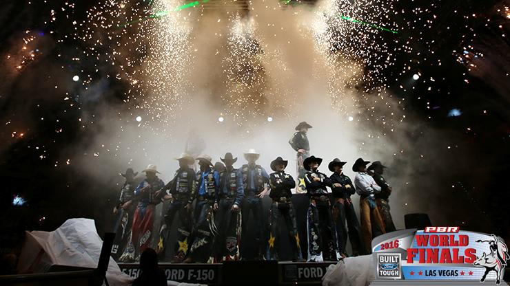 World Finals Qualifiers and Bull Fighters announced