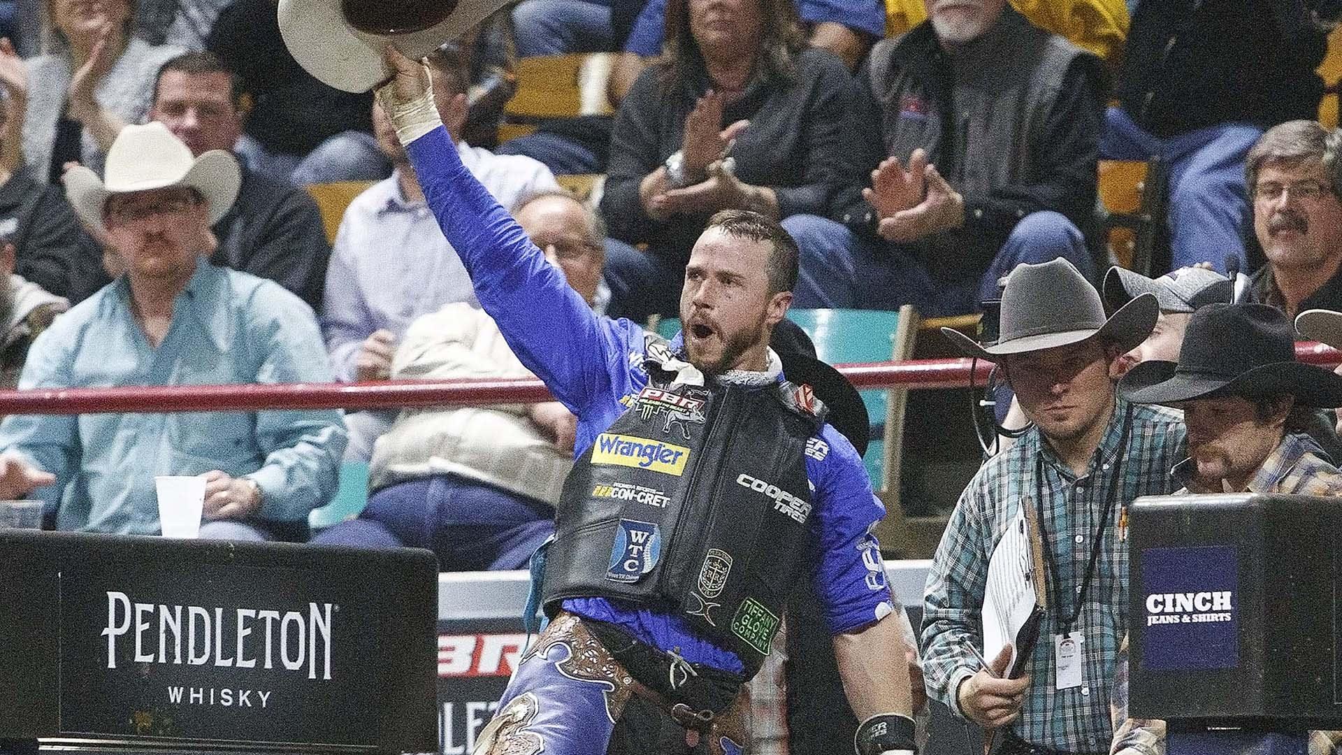 Nance wins PBR event in Denver in fallen bull rider's memory