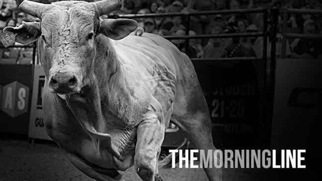 The Morning Line - Glendale Round 1 and 15/15 Bucking Battle