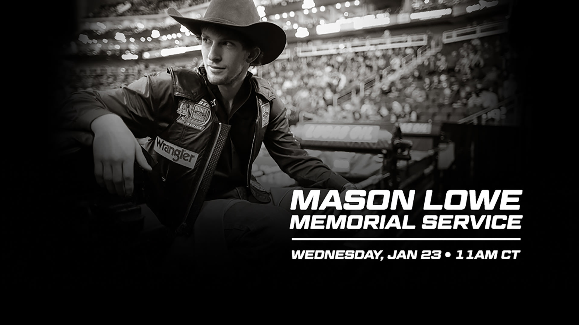 Mason Lowe's memorial service to stream live for fans