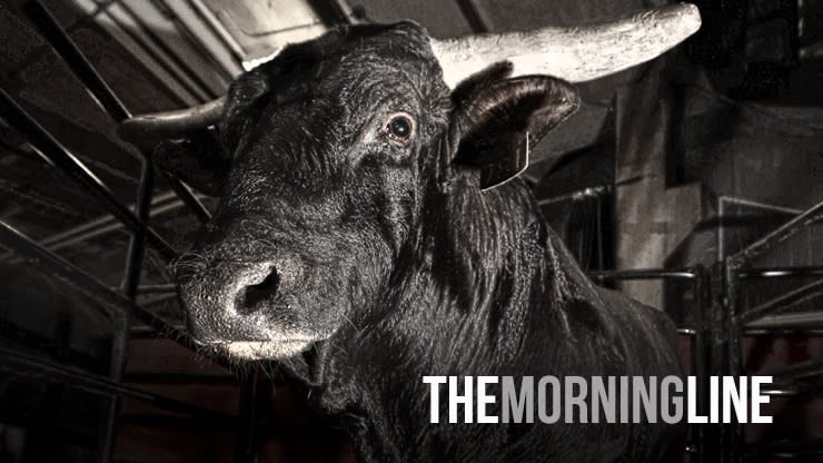The Morning Line - Oklahoma City Round 1 and 15/15 Bucking Battle