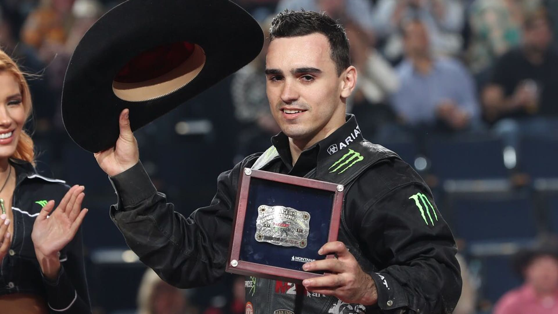 Jose Vitor Leme wins U.S. Border Patrol Invitational