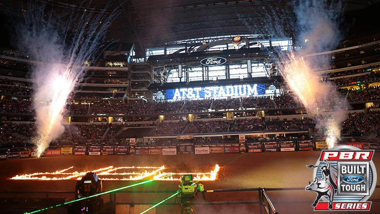 PBR returns to AT&T Stadium for Iron Cowboy